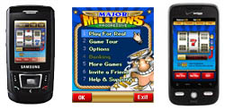 Major Millions Mobile Slot