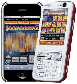 Thunderstruck Mobile Slot